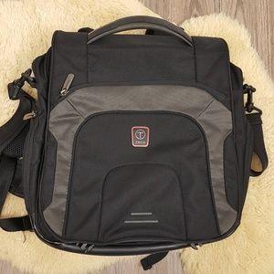 TUMI Tech laptop bag black